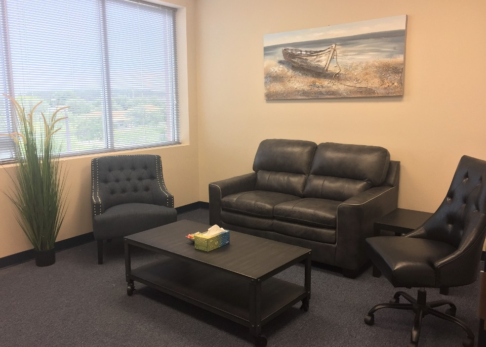 Clermont Office Waiting Area